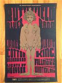 The Paul Butterfield Blues Band Poster - BG107 - 1ST