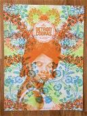 THE DETROIT COBRAS Screen Print at Doug Fir Lounge -