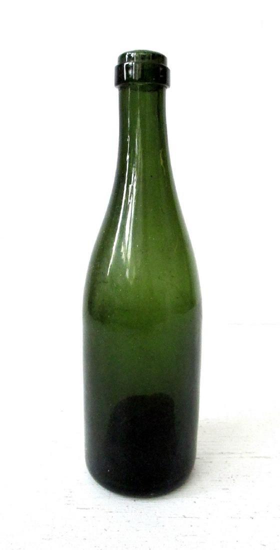Early Blown Glass Bottle