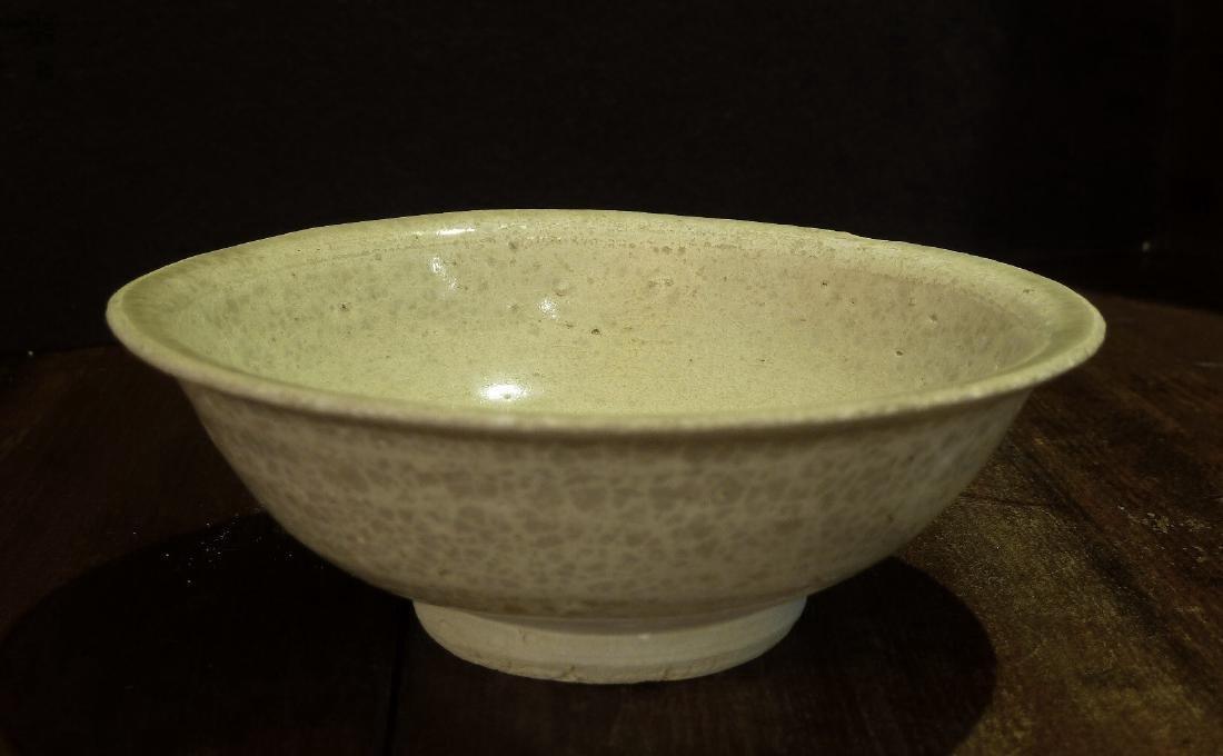 Sung Period / Qingbai White Glaze Bowl