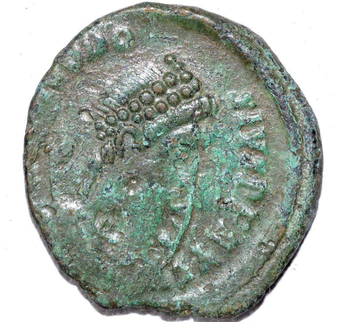 Rare Roman AE Follis of Theodosius