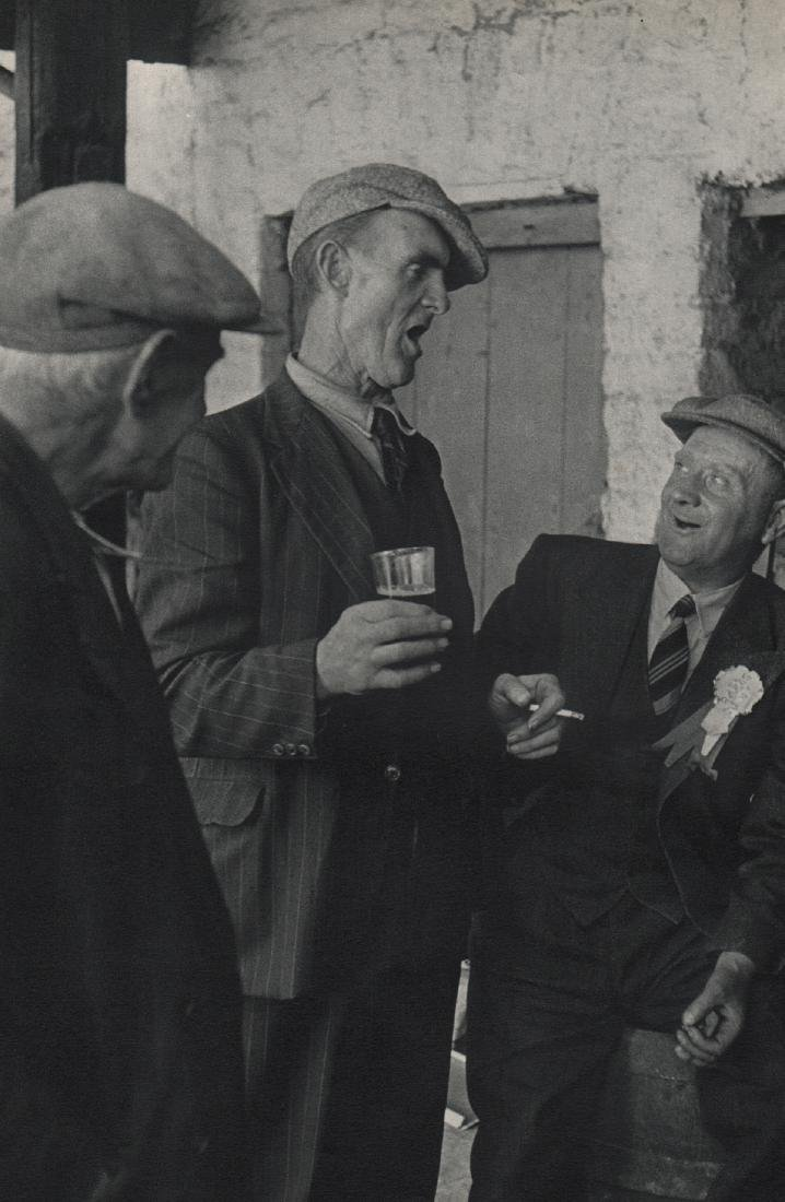 HENRI CARTIER-BRESSON - At Tipperary