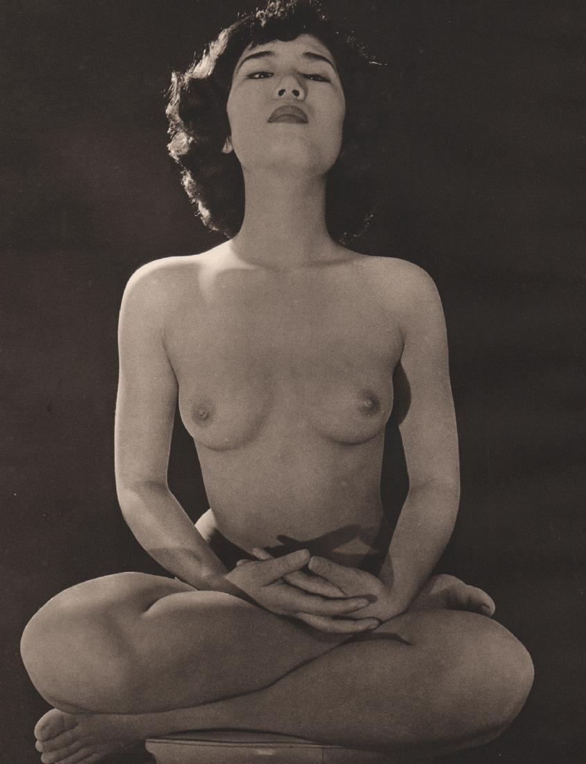 JOHN EVERARD - Japanese Nude