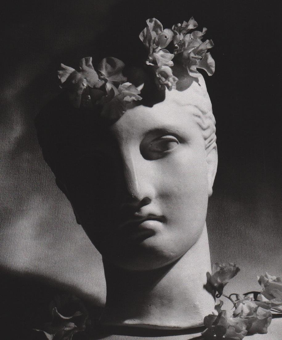 HORST - Classical Bust and Flowers 1988