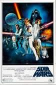1977 Star Wars Style C 1 Sheet