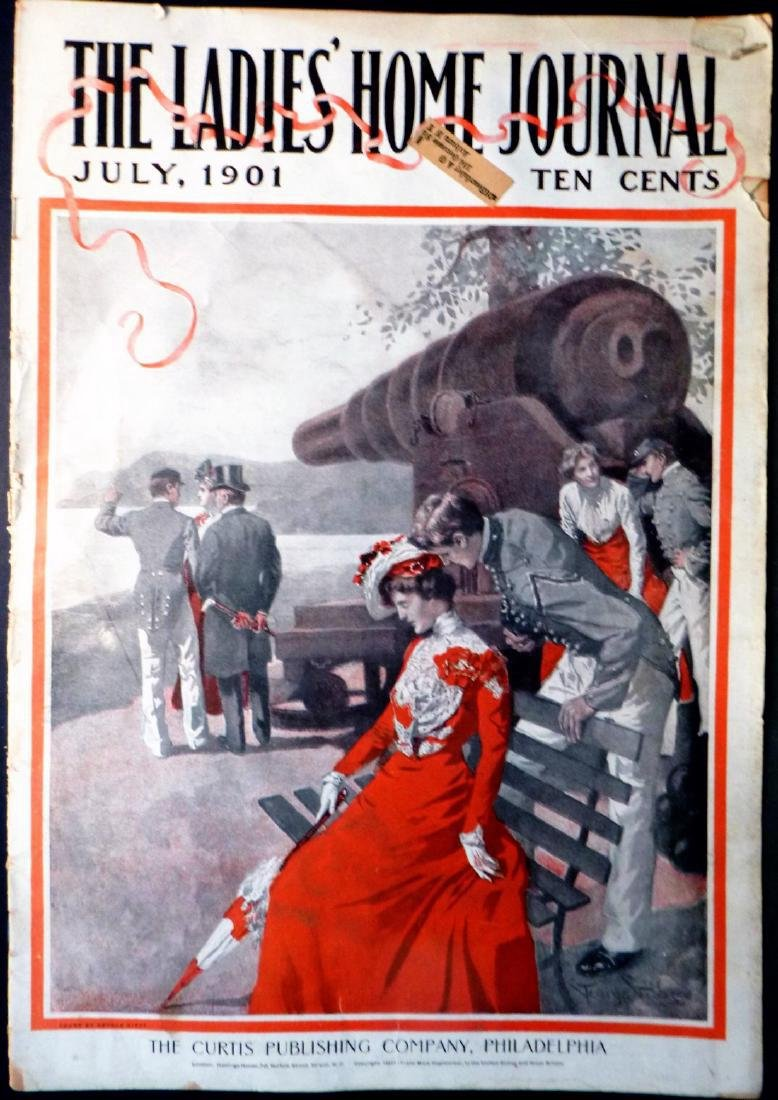 Frank Lloyd Wright - Ladies Home Journal