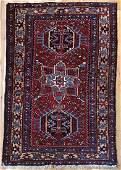 Antique North Western Persian Rug 2.11x4.9