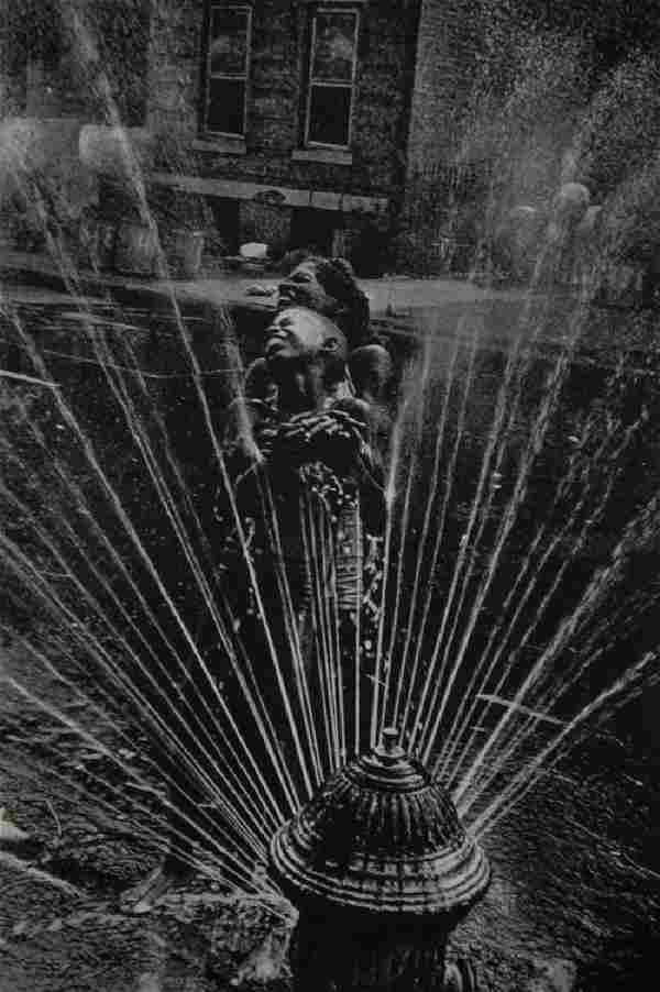 LEONARD FREED - Harlem, 1967