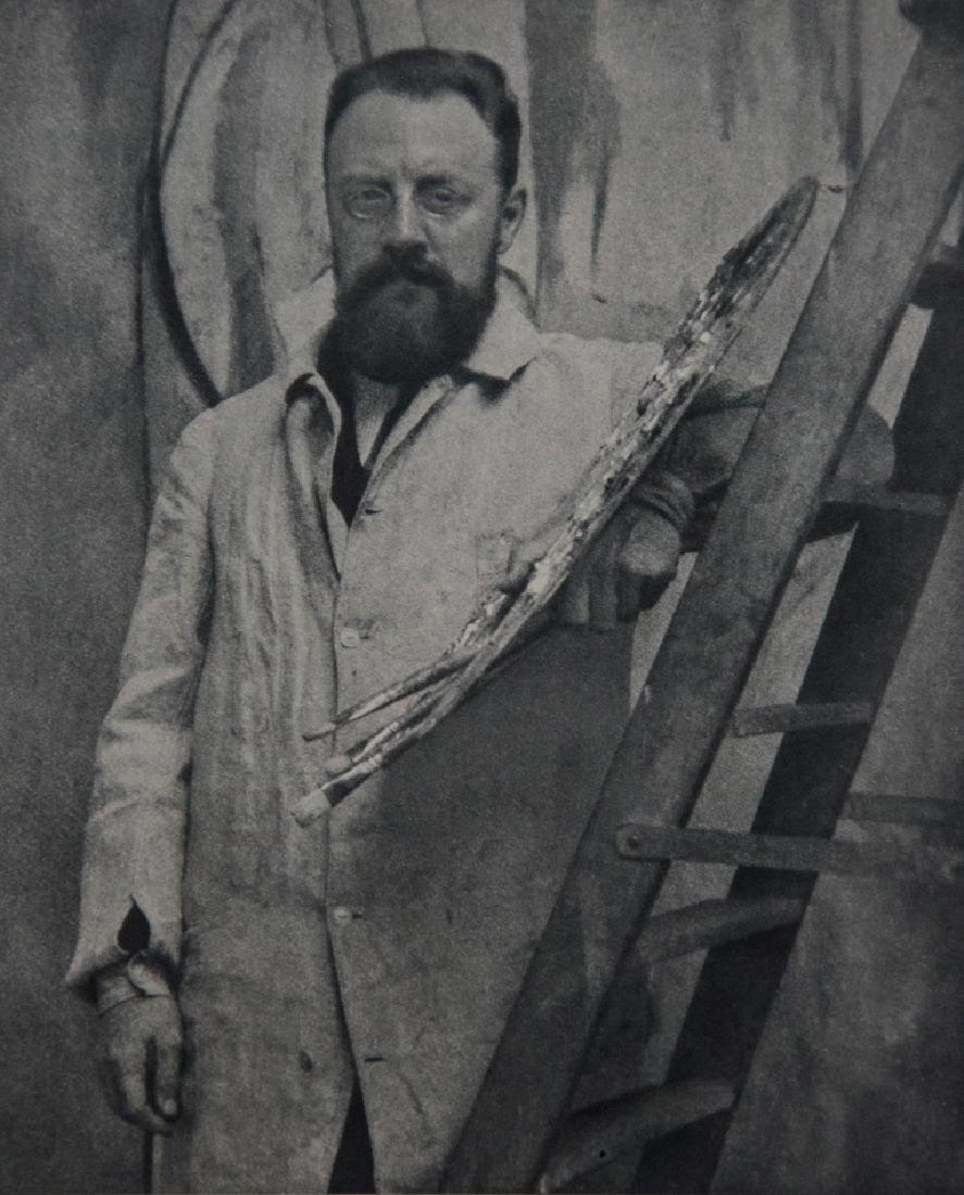 ALVIN LANGDON COBURN - Henri Matisse, 1913