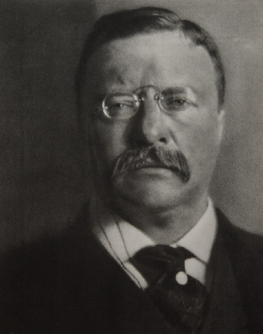 ALVIN LANGDON COBURN - Theodore Roosevelt, 1907