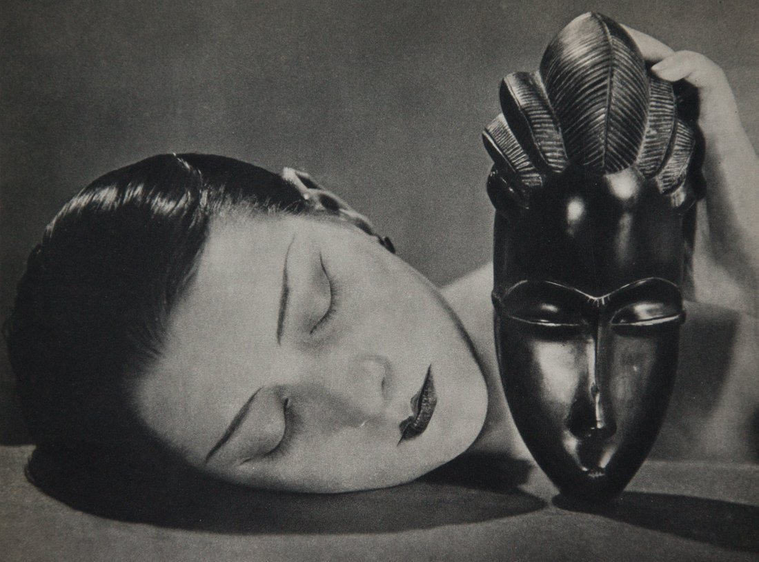 MAN RAY - Black and White, 1926