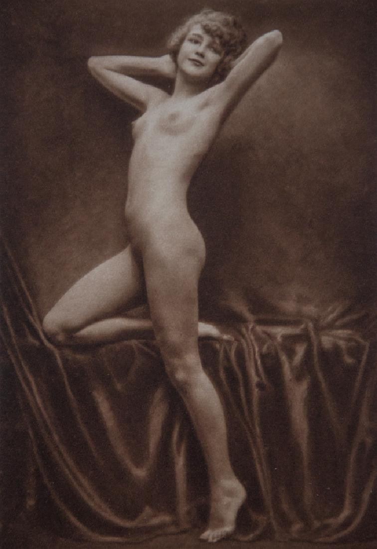 KARL SCHENKER - German Nude