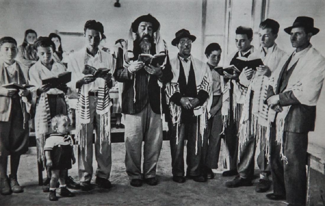 DAVID SEYMOUR - Israeli Settlers, 1951