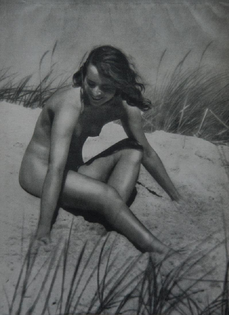 BRUNO SHULTZ - Nude on Beach