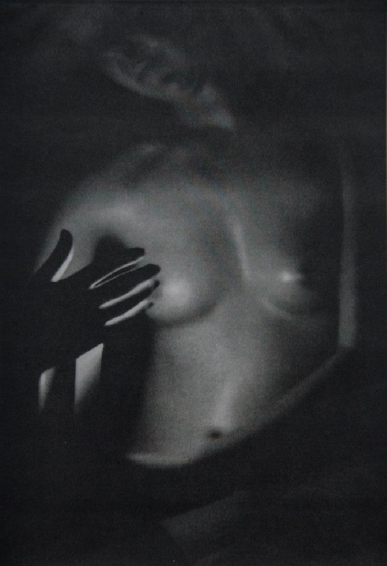 BRUNO SHULTZ - Nude With Hand