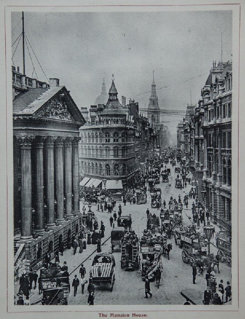 UNKNOWN - View of London, Mansion House