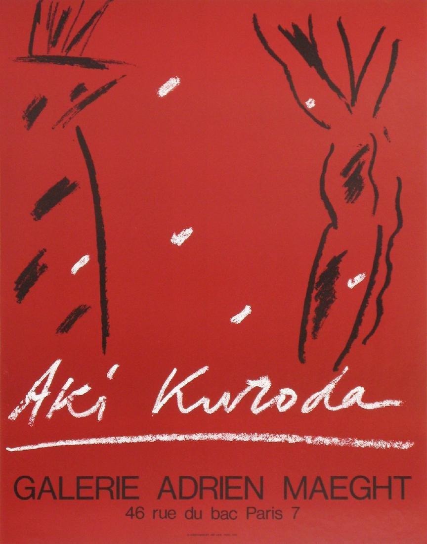 Aki Kuroda Offset Print Continuite