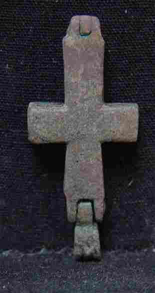 Byzantine Cross Icon