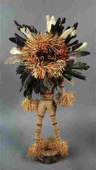 Rare doll, Congo