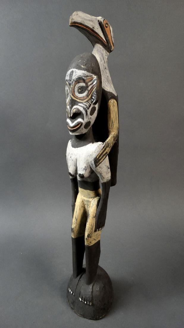 Large grade sculpture  of a female