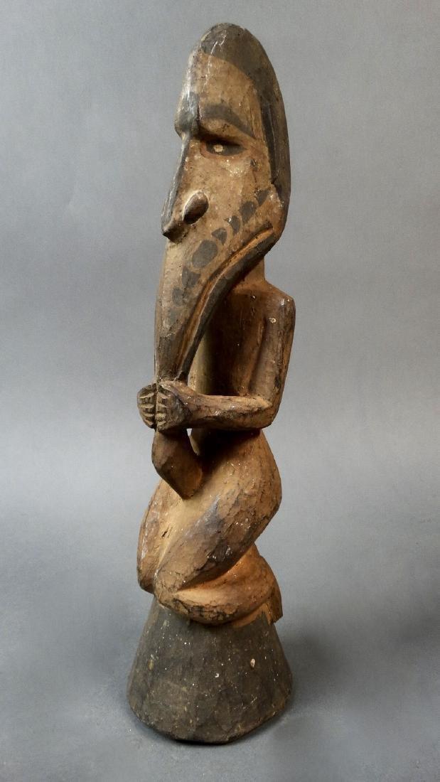 Older Ancestor Spirit Figure from Angoram village,