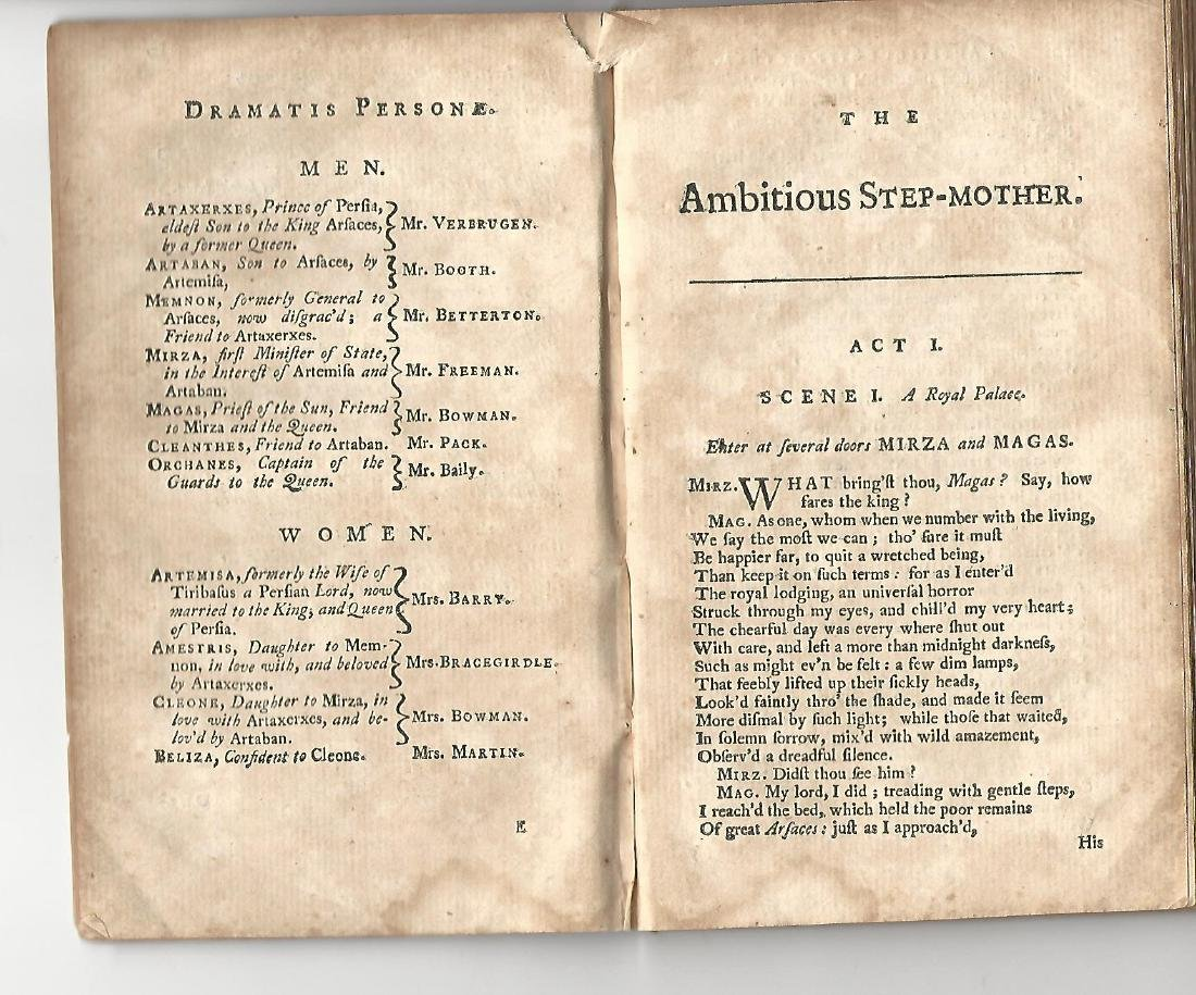 1760 Play The Ambitious Stepmother - 2