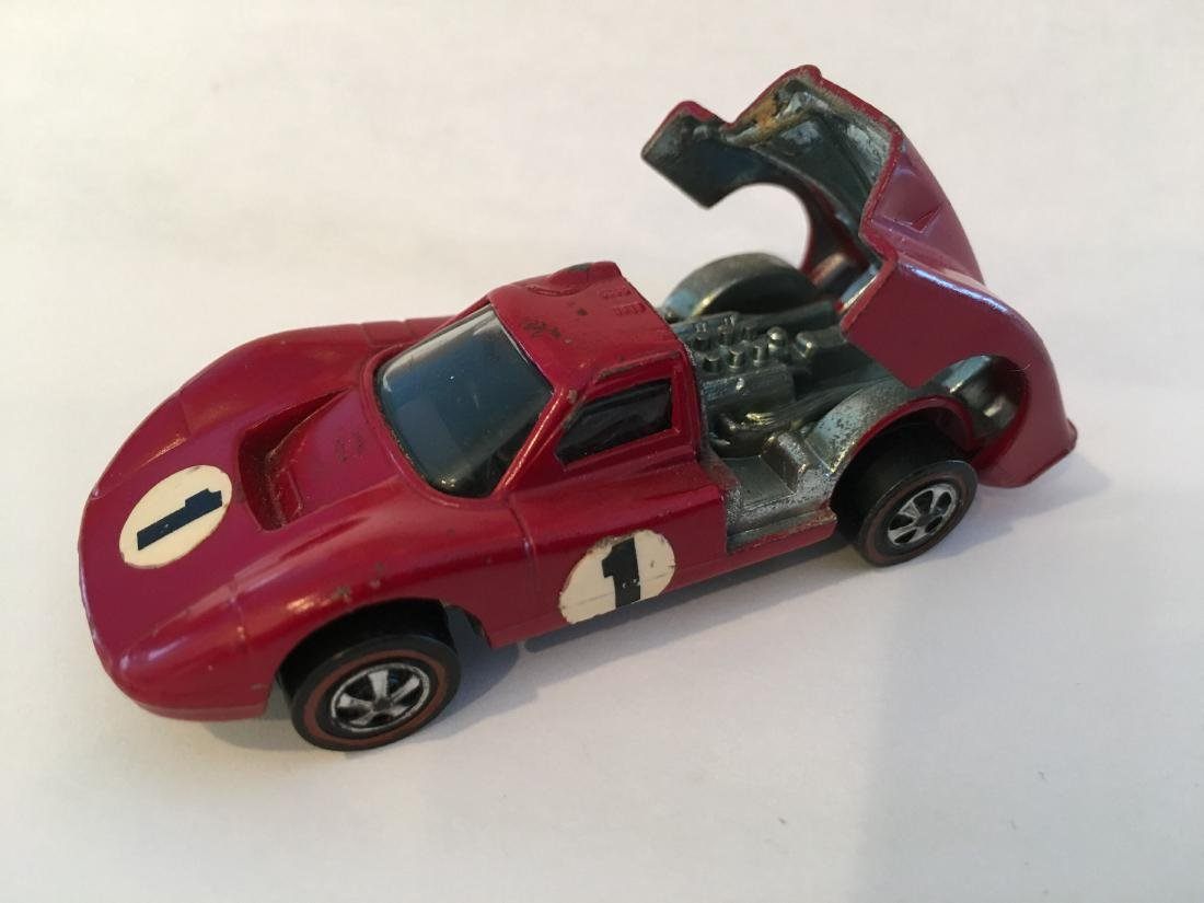 HOT WHEELS RED LINE - 6257 Ford Mark IV