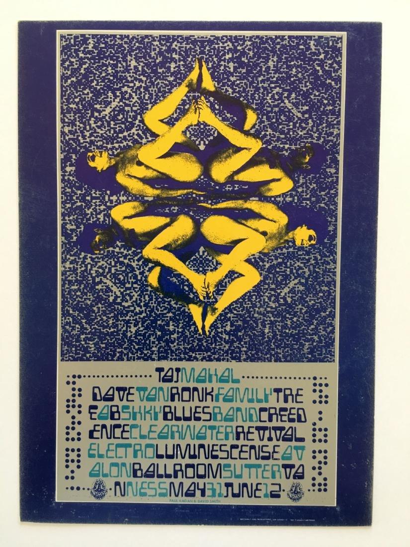 FD121 TAJ MAHAL  POSTCARD