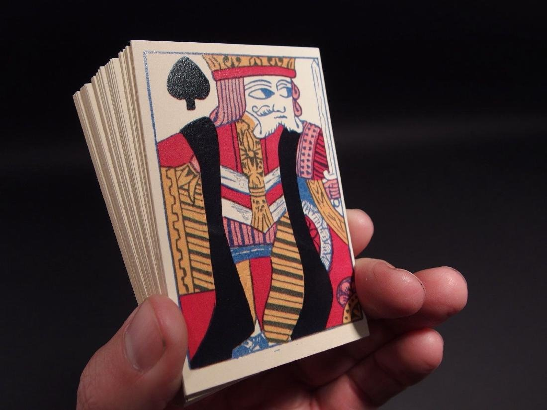 Colonial Deck of Playing Cards - 2