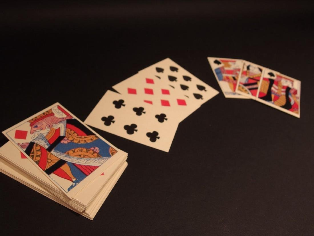 Colonial Deck of Playing Cards - 5