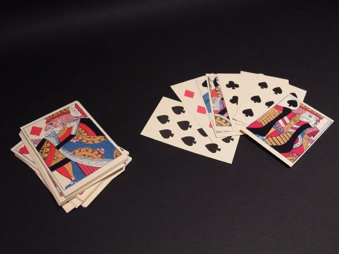 Colonial Deck of Playing Cards - 7