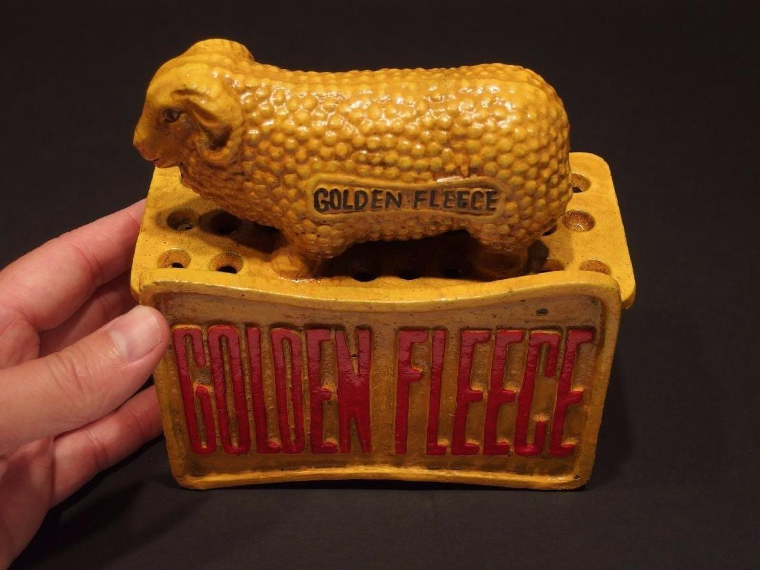 "Cast Iron ""Sydney TL 1950"" Golden Fleece Sheep Coin - 10"