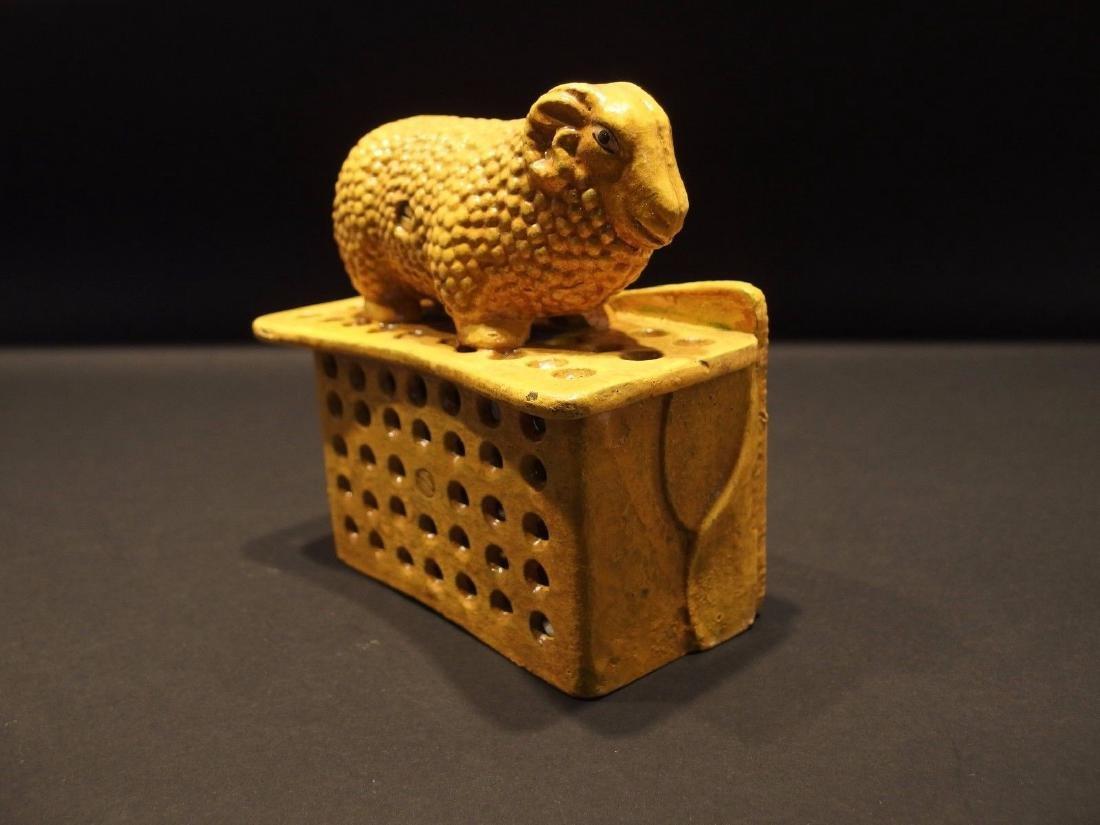"Cast Iron ""Sydney TL 1950"" Golden Fleece Sheep Coin - 3"