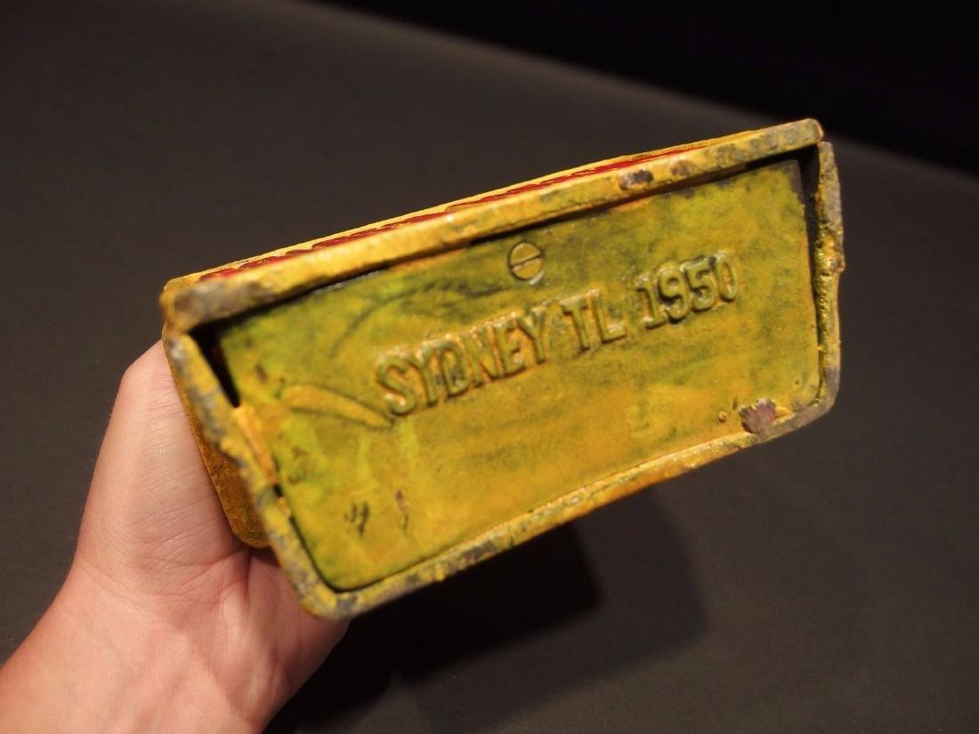 "Cast Iron ""Sydney TL 1950"" Golden Fleece Sheep Coin - 5"