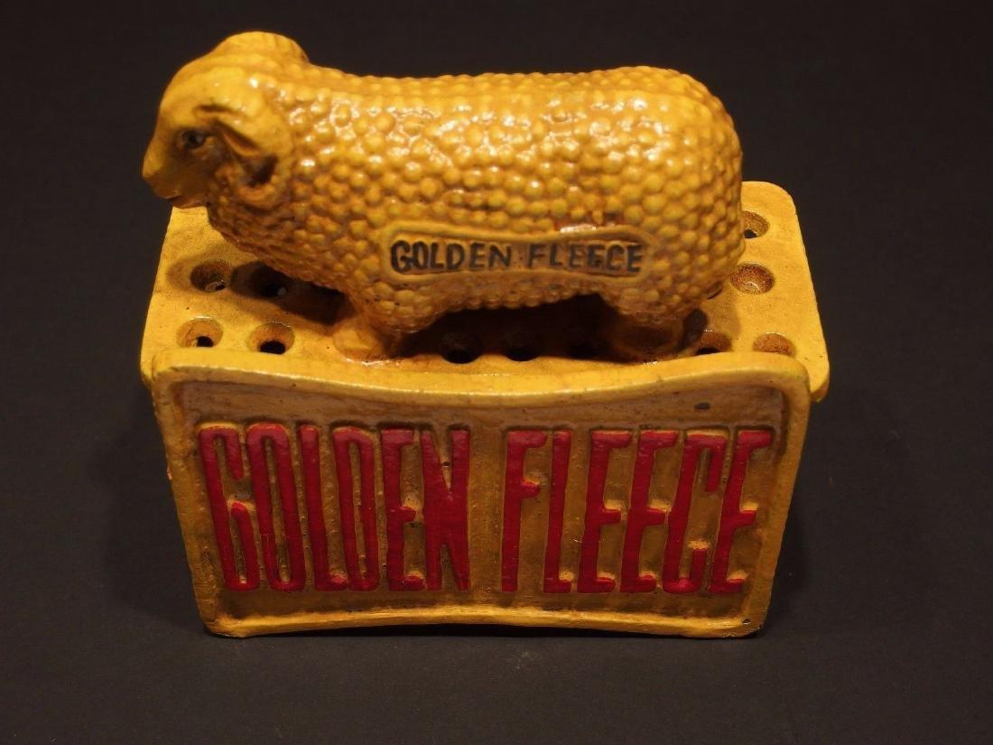 "Cast Iron ""Sydney TL 1950"" Golden Fleece Sheep Coin - 9"