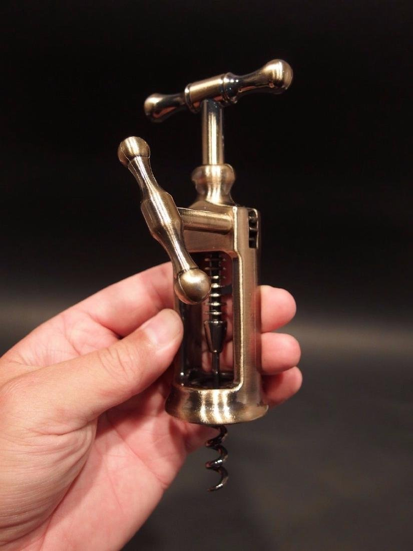 Rack & Pinion Kings Corkscrew Wine Bottle Opener Gift - 2