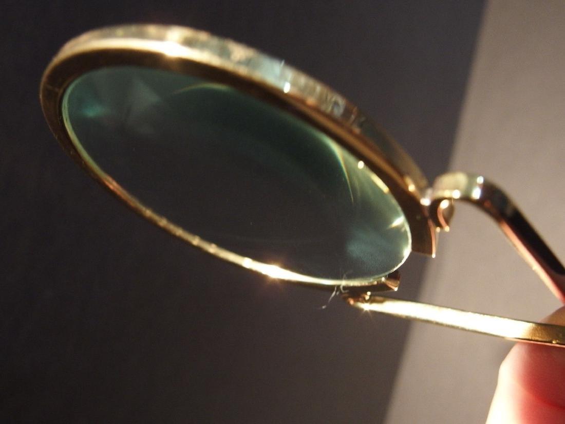 "Brass Magnifying glass Hand Lens ""Fur Trade"" Longhunter - 4"