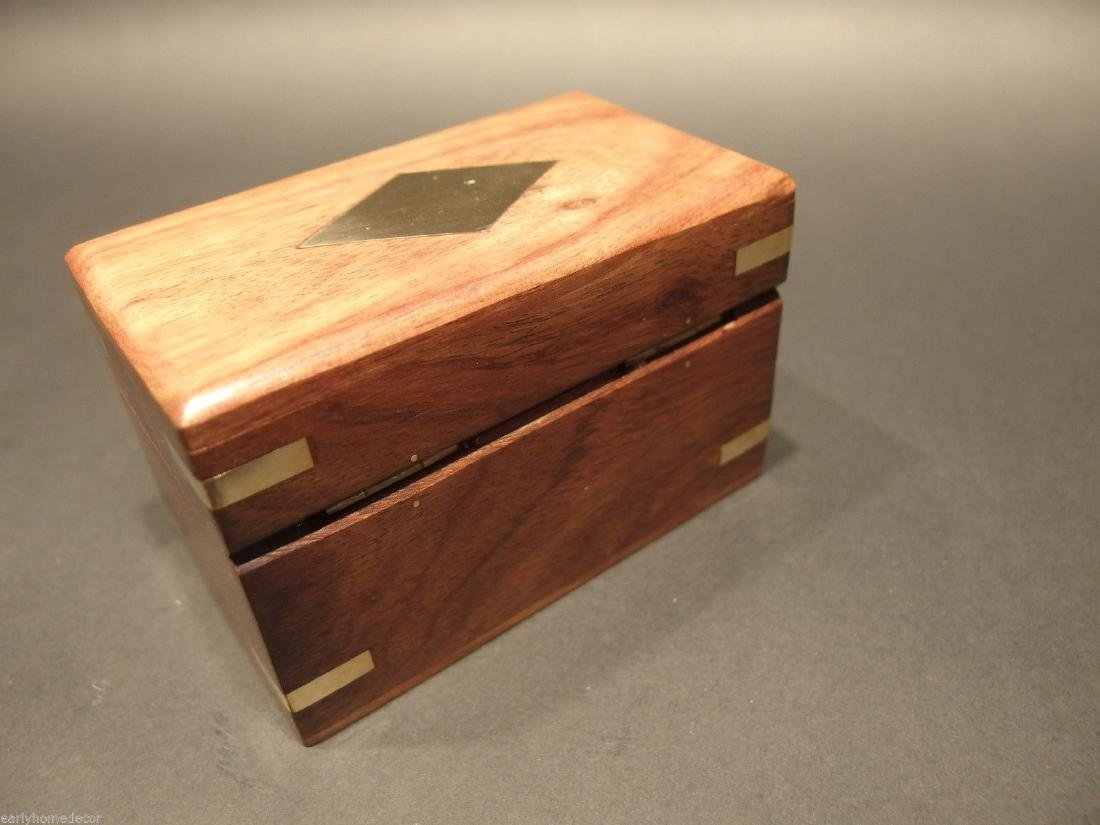 Silver Plated Shot Glass Set With Wood Box - 8