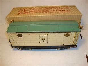 Lionel Prewar Standard Gauge 214R Refrigerator Car