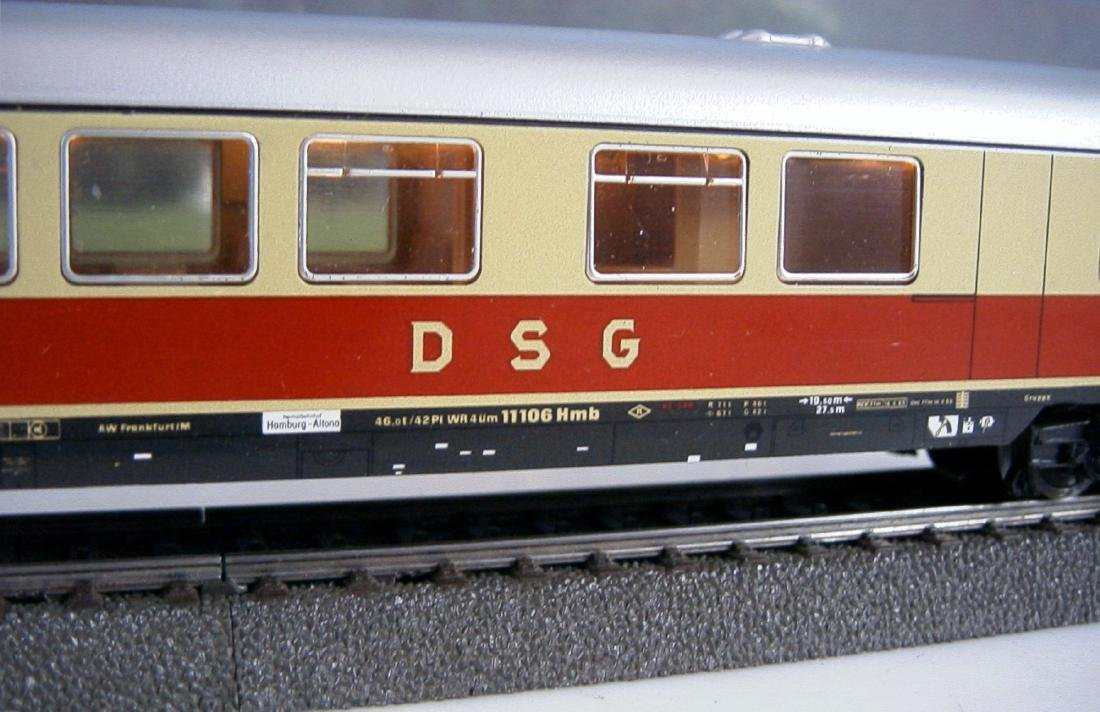 Märklin H0 - 4057 - TEE / IC Restaurant Car - 3