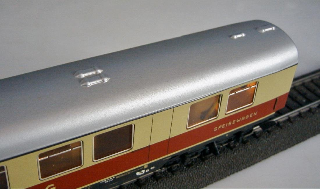 Märklin H0 - 4057 - TEE / IC Restaurant Car - 4