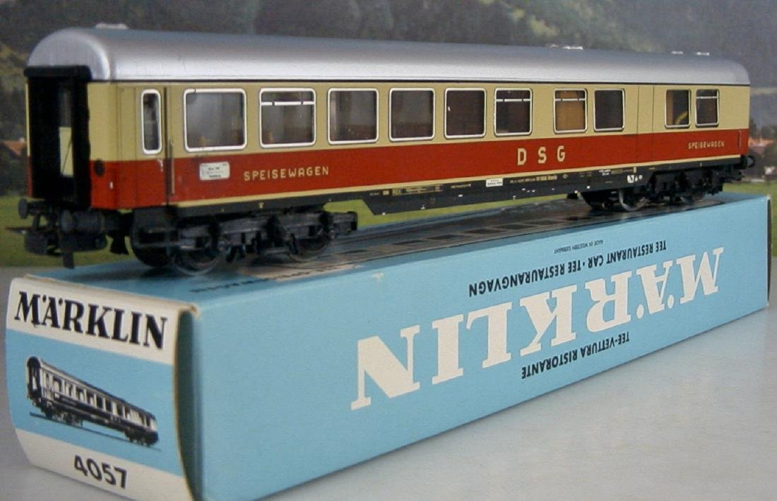 Märklin H0 - 4057 - TEE / IC Restaurant Car - 7