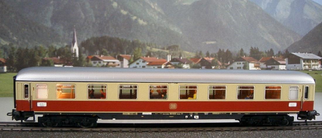 Märklin H0 - 4089 - TEE / IC Compartiment Coach