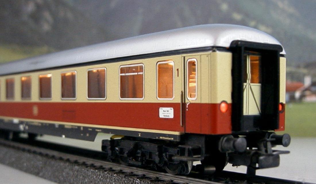 Märklin H0 - 4089 - TEE / IC Compartiment Coach - 3