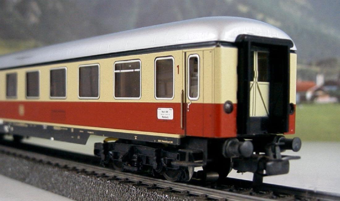 Märklin H0 - 4089 - TEE / IC Compartiment Coach - 4