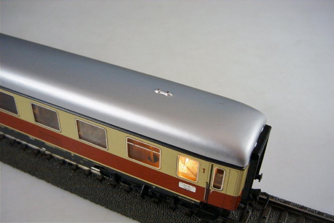 Märklin H0 - 4089 - TEE / IC Compartiment Coach - 5