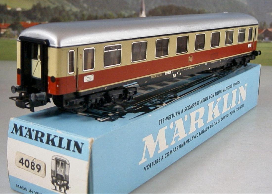 Märklin H0 - 4089 - TEE / IC Compartiment Coach - 7