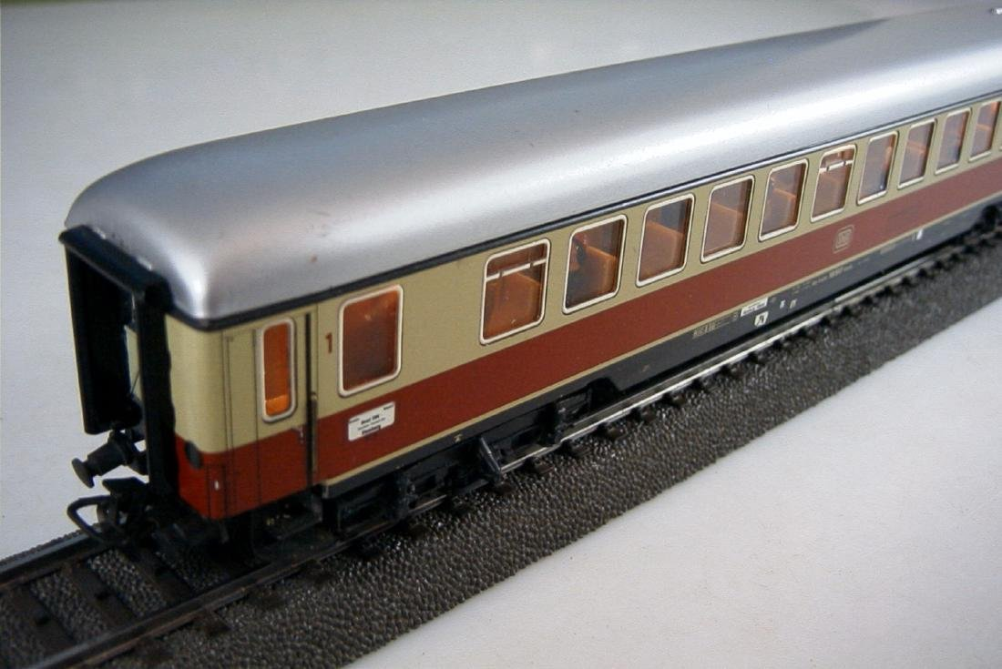 Märklin H0 4086 TEE / IC 1st Class Express Train Coach - 4