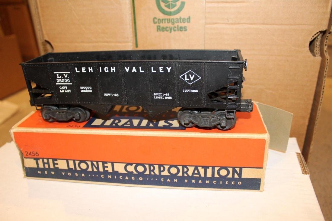 Lionel Postwar 2456 Lehigh Valley Hopper Coil Couplers - 2