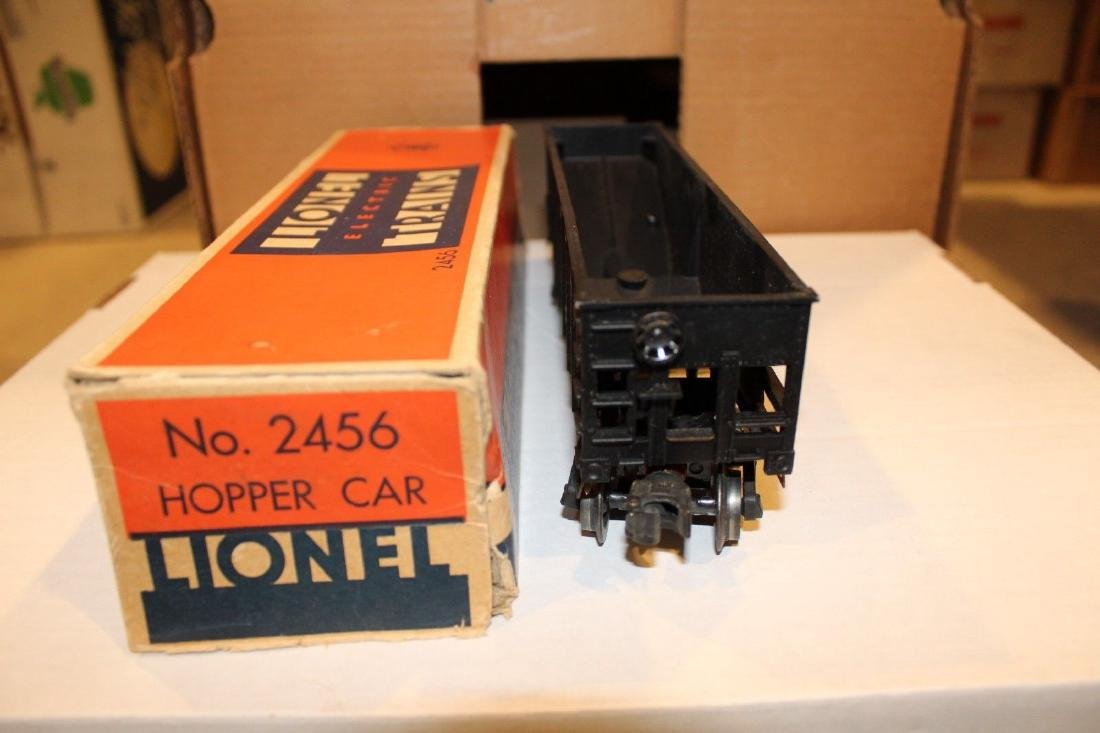 Lionel Postwar 2456 Lehigh Valley Hopper Coil Couplers - 4